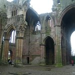 Photo of Melrose Abbey