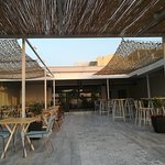 Een nieuw restaurant super modern ,goed eten en super bediening hier zijn we twee keer gaan eten