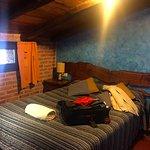 Mi habitación.
