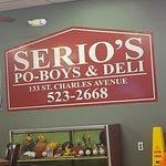Foto de Serio's Po-Boys & Deli