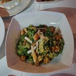 Anemomilos restaurant special salad