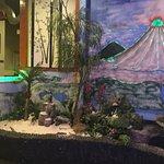 Lobby Sand Garden