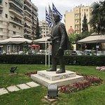 Φωτογραφία: Άγαλμα του Φιλίππου Β 'της Μακεδονίας