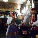 Photos of the Polish Folk Entertainers