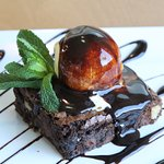 Nuestro espectacular Brownie casero