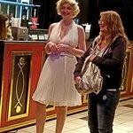 Best Marilyn impersonator ever.