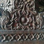 wood carvings in Kandy era