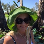 Lily Pad Hat