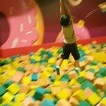 Giant Leap Foam Pit...