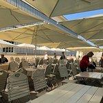 Schloßcafé im Palmenhaus Foto