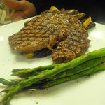 We hand cut all of our steaks in house. Grilled to your liking