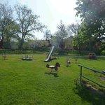 Biergarten Eining Spielplatz
