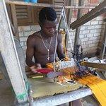 Adanmowase Ecotourism - Kente Clothsの写真