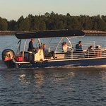 Wilmington NC Area Things To Do | Lighthouse WaterSports offers Boat & Kayak Tours, Sunset Cruis