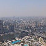 صورة فوتوغرافية لـ برج القاهرة