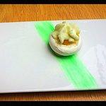 Un dessert si délicieux  Chocolat et Citronnelle Une tuerie...