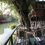 très jolie restaurant