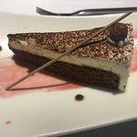 星辰牛排的甜點蛋糕