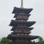 唐式的塔建築