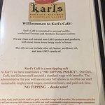 Karl's Cafe