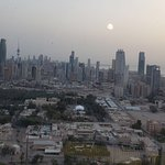 صورة فوتوغرافية لـ Kuwait Towers