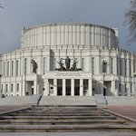 Национальный Академический Большой Театр Оперы и Балета