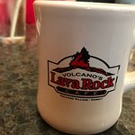 Volcano's Lava Rock Cafeの写真