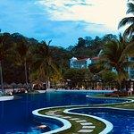 Evening view of Dreams Delight Resort
