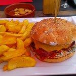 Le hamburger Diego