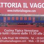 Foto de Trattoria Il Vagone