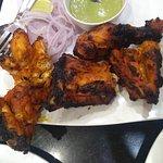 Delicious Biryani & tandoori Chicken