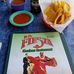 Zdjęcie La Fiesta Mexican Restaurant