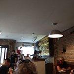 Bar, na entrada