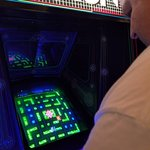 Had a blast at the NEON RETRO ARCADE in Pasadena for my husbands birthday.