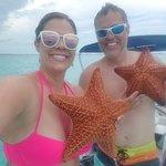 Starfish galore!