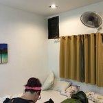 Fanned Room near Lobby