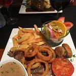 Beautiful steak!