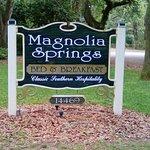Foto de Magnolia Springs Bed & Breakfast