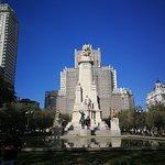 صورة فوتوغرافية لـ Plaza de Espana