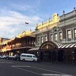 Ballarat's old architecture.