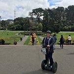 Segway tour (east side of Golden Gate Park)