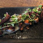 Grilled octopus - just wonderful