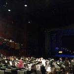 palco, camarotes e plateiia