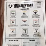 Photo of Vernal Brewing Company
