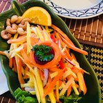 Great Mango salad