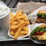 Shack burgers