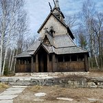 Stavkirke - Best-kept secret of Washington Island