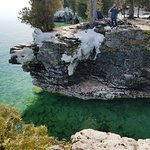 Our favorite spot in Door County - Cave Point County Park