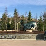 MN Zoo in Apple Valley