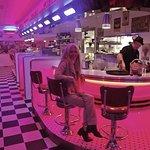 bar scene............